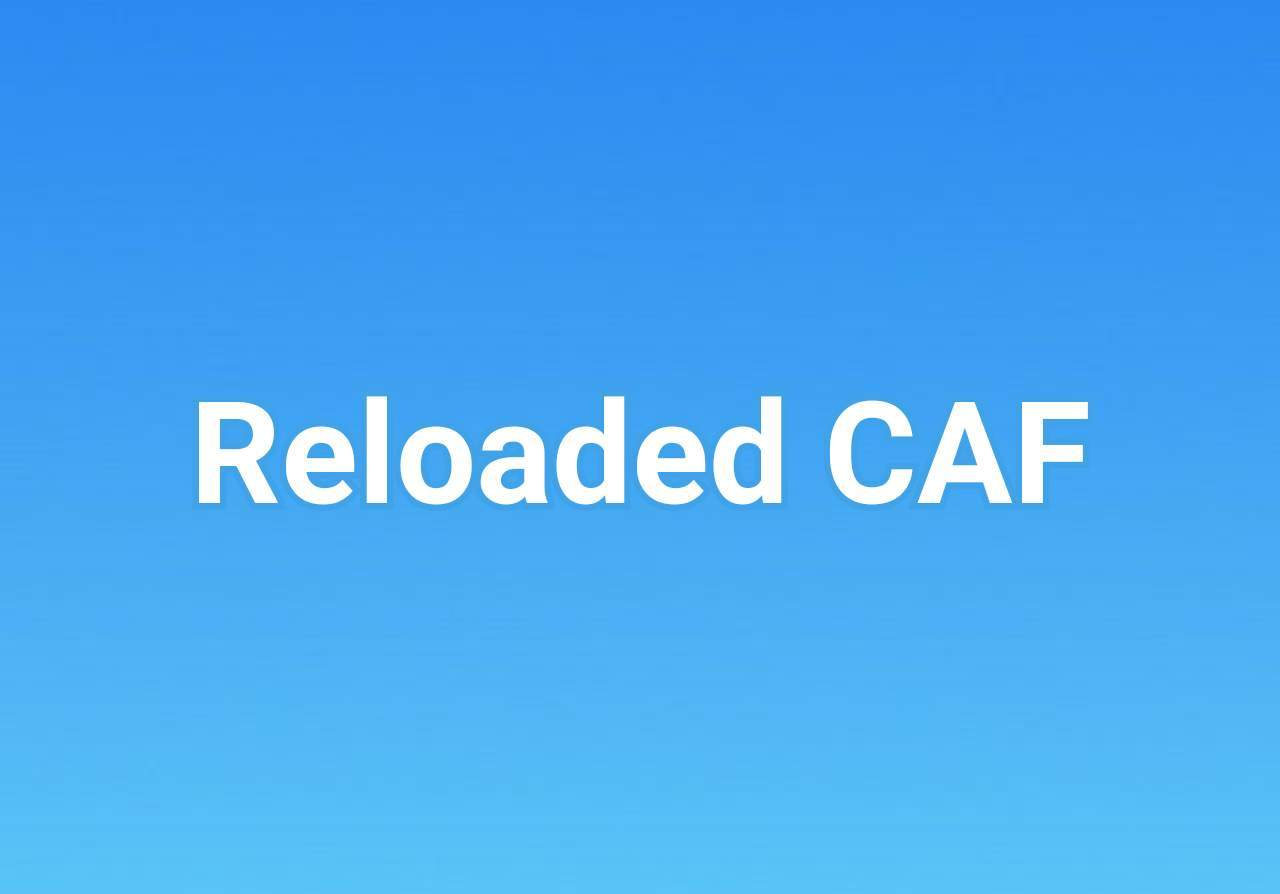 Reloaded Caf Pie Official for Redmi 5