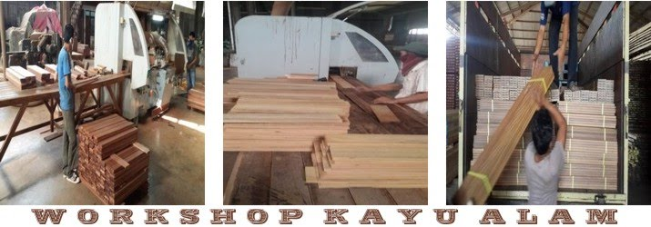 Workshop Kayu Alam