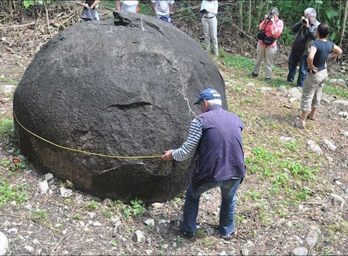 Pengukuran Batu Kosta Rika