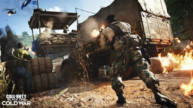 Call of Duty: Black Ops Cold War requiere hasta 250GB en PC