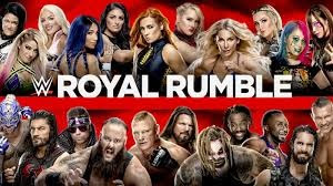 Ver Repeticion de Wwe Royal Rumble 2020 full show en español completo