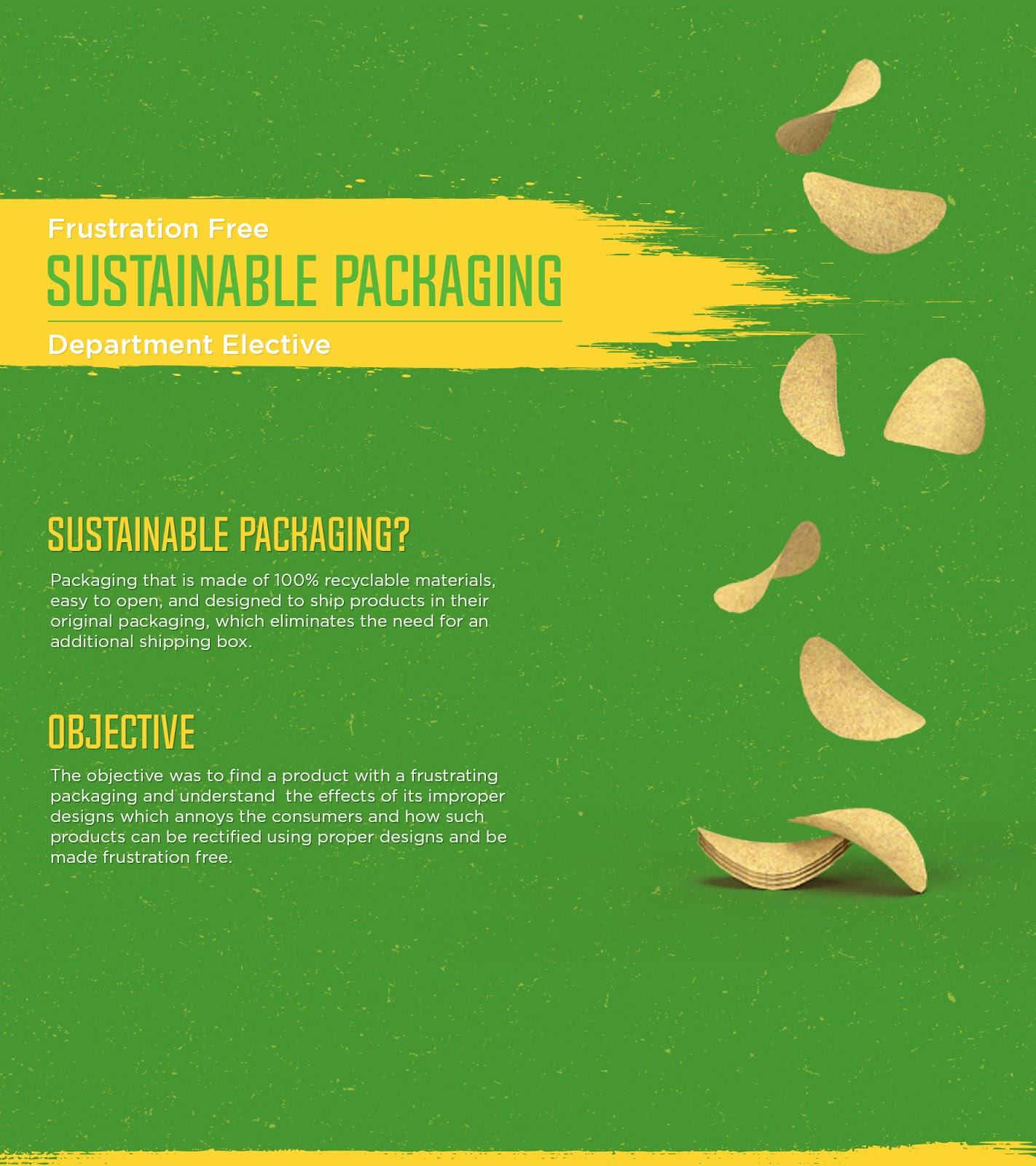Pringles - Frustration Free Student Packaging Concept
