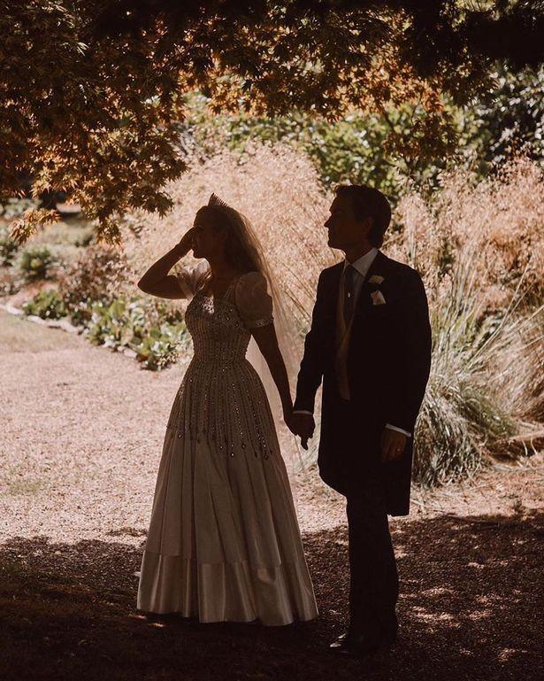 b2 - Princess Beatrice's new husband shares three new photographs from secret wedding ceremony