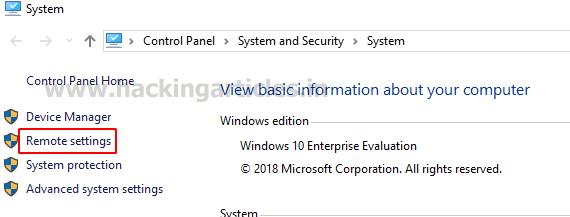 Remote Desktop Penetration Testing (Port 3389)