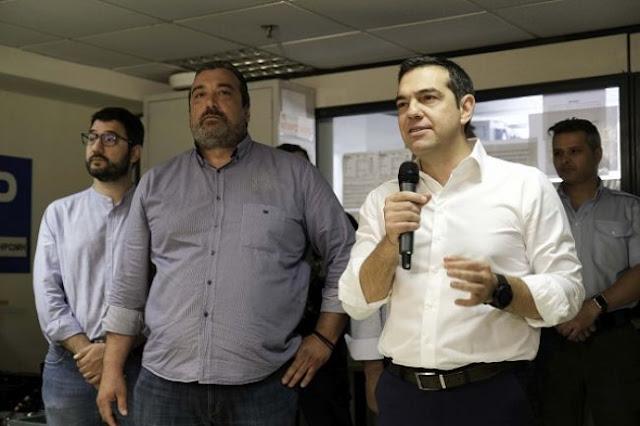 Τσίπρας: Έλαβα το μήνυμα των ευρωεκλογών, άλλο οι εθνικές εκλογές
