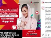 Promo Telkomsel Kuota Internet Gratis 5 GB, Ada Paket Data Murah Rp 2.500, Begini Cara Aktivasinya