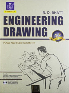 ENGINEERING DRAWING BY N D BHATT PDF FREE DOWNLOAD
