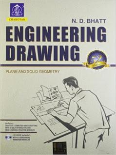 ENGINEERING DRAWING BY N D BHATT PDF FREE DOWNLOAD