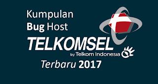 Daftar Bug Telkomsel 2017
