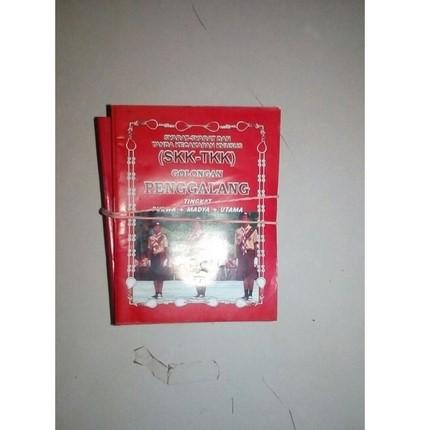 Buku SKK-TKK Penggalang