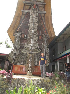 Traditional House Toraja