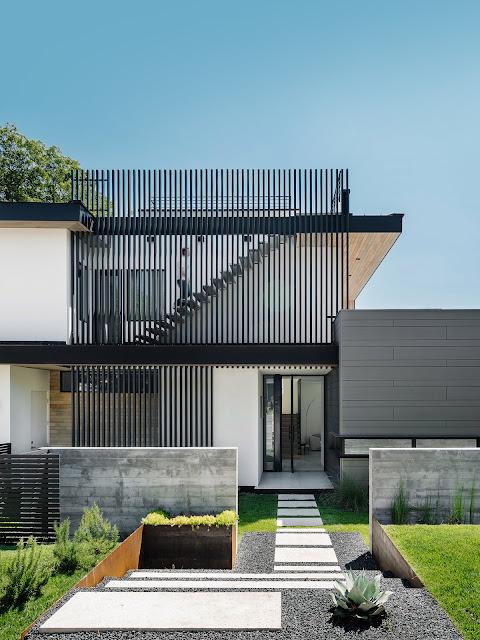 ออกแบบทางเข้าบ้าน