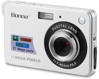 Bonna 21 mega pixels HD Digital Camera