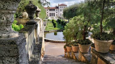 Tour virtual por los Jardines del Museo Vizcaya en Miami