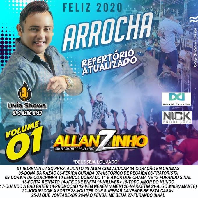 CD ALLANZINHO 2020 - ARROCHA VOL 01 2020 (JANEIRO 2020)