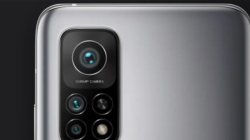 Redmi Note 10 Series Akan menggunakan kamera 108 MP