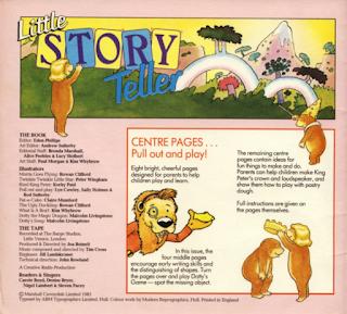 แจกหนังสือภาษาอังกฤษสำหรับน้องอนุบาล - ประถม Little Story Teller เล่ม1-2
