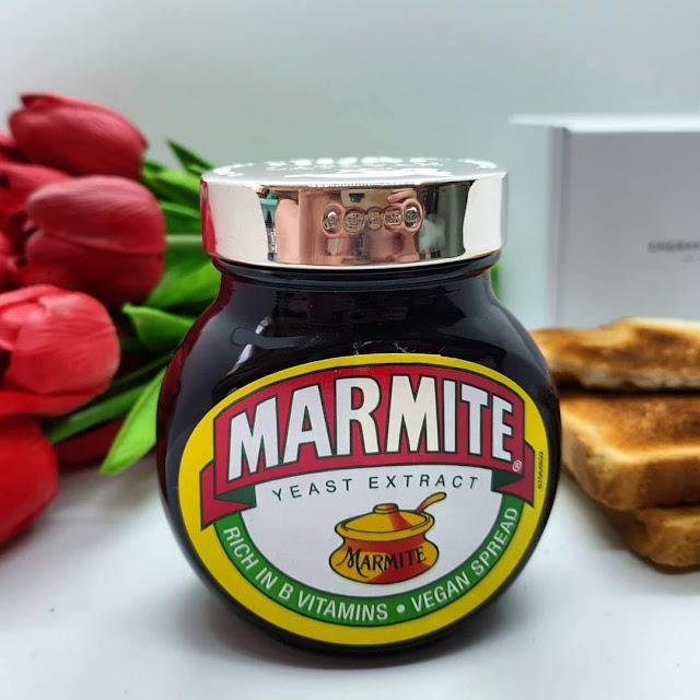 Foodie Valentine's Gifts- Marmite Sliver Lid