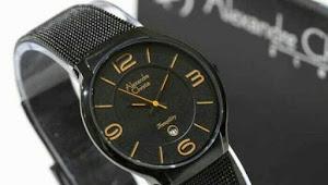 Rekomendasi Produk Jam Tangan Wanita Terbaru Dengan Nuansa Warna Hitam