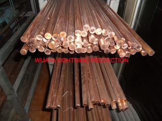 JASA Pasang Copper Rod Penangkal Petir Di BANDUNG Kebon Jeruk