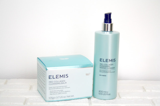 Cleansing with Elemis