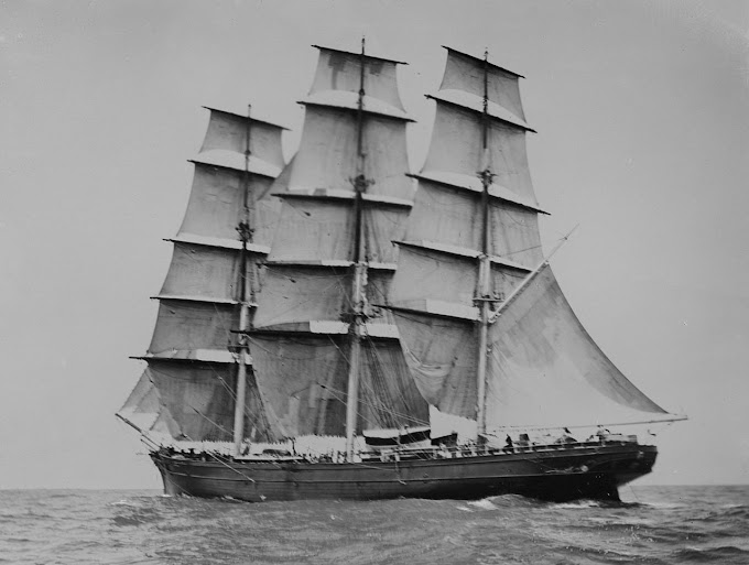 Cutty Sark - One of the fastest