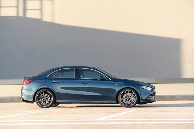 2021 Mercedes-Benz A Class Review
