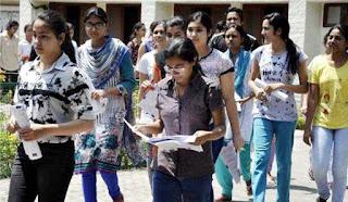 जनपद के 55 केन्द्रों पर सम्पन्न हुई सीटीईटी की परीक्षा | #NayaSaberaNetwork
