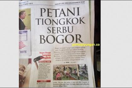 Ketika WN Asing Keruk Hasil Bumi, ke Mana Para Sarjana Pertanian di Bogor?