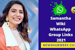 Samantha Wiki, Biography, Age, Samantha Fans WhatsApp Group Links