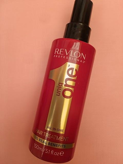 Revlon Uniq One Spray | Review