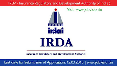 IRDA ( Insurance Regulatory and Development Authority of India )