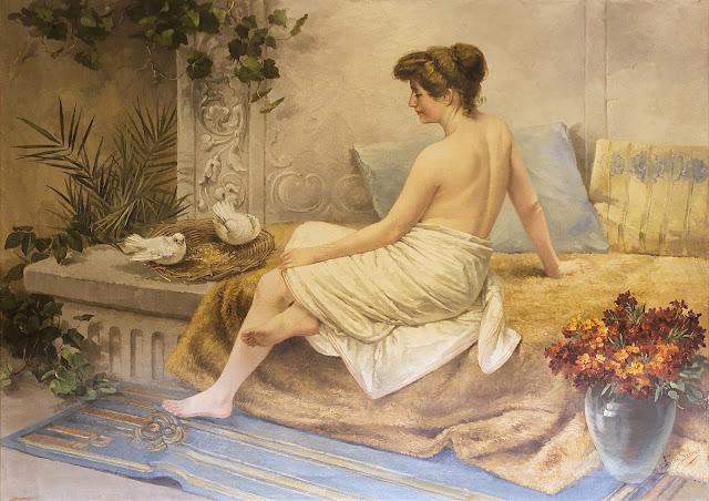 Fanny Selmer: Senza titolo