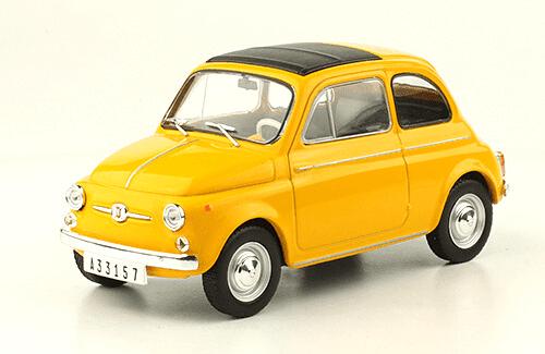 Fiat 500 1960 coches inolvidables salvat