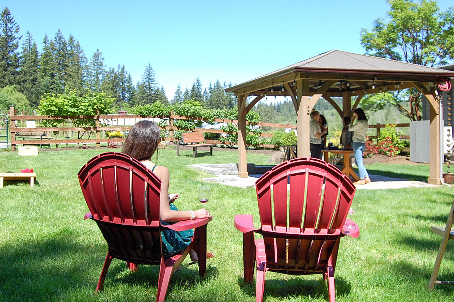 A Wine Tasting Weekend on Whidbey Island