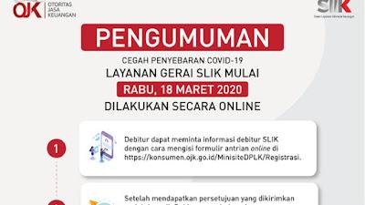 Konsultasi Gratis Mengenai BI Checking / SLIK OJK