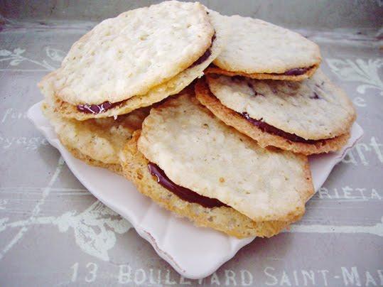 galletas de avena suecas