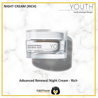 krim malam shaklee, krim malam youth, night cream shaklee, night cream youth, krim malam, night cream, youth