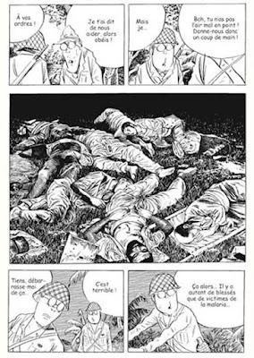 Mizuki, Shigeru. Opération mort © Cornélius