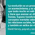 """David Harvey: """"Todos debemos participar en un proceso revolucionario que nos aleje de la locura del capitalismo"""""""