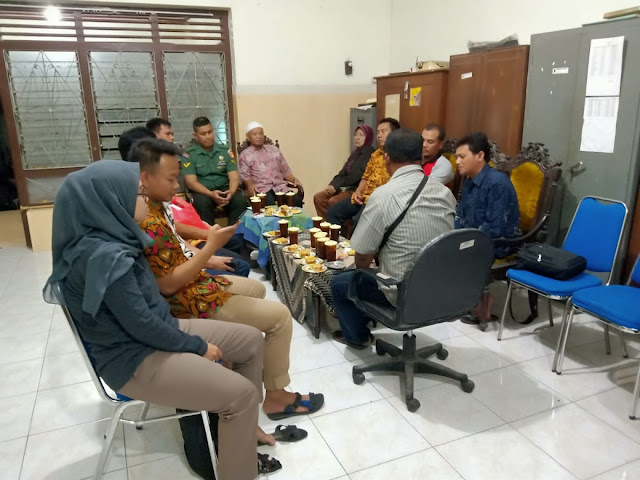 Babinsa Hadiri Rapat Pembangunan Desa Teloyo