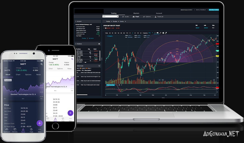 Aplikasi trading forex android