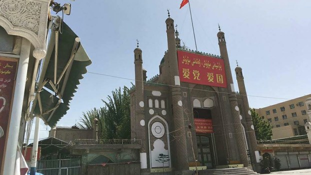ASTAGHFIRULLAH... Masjid Dijadikan Toilet Umum di Xinjiang China