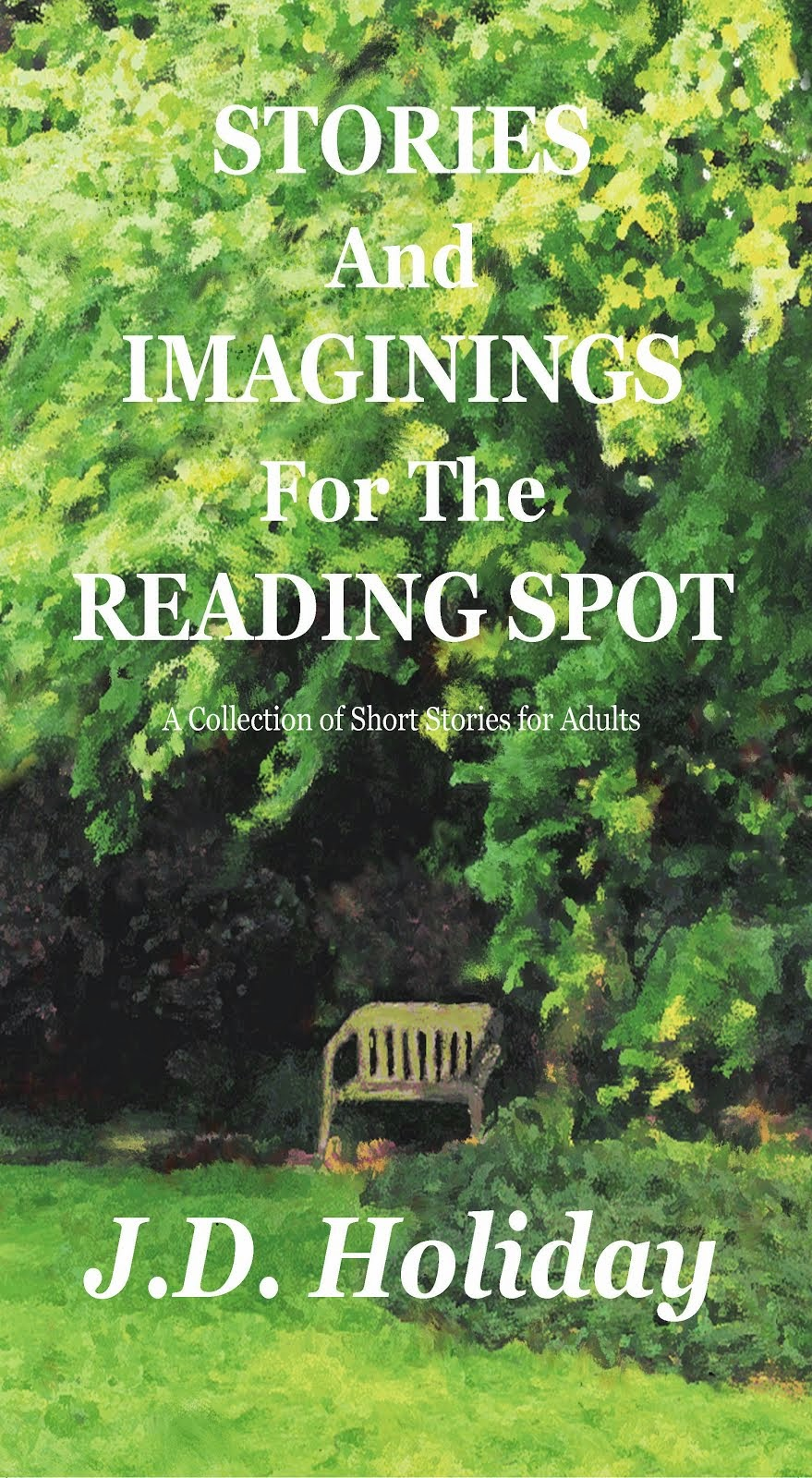 Stories&Imaginings For The Reading Spot