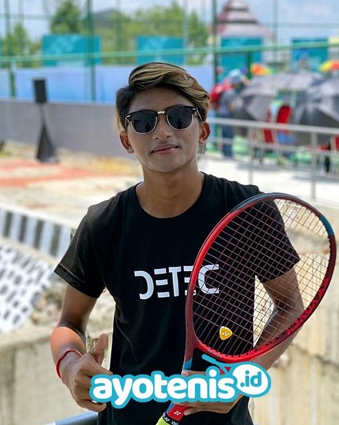 Tenis PON XX Papua: Aldo dan Nonik Melenggang ke Babak 2