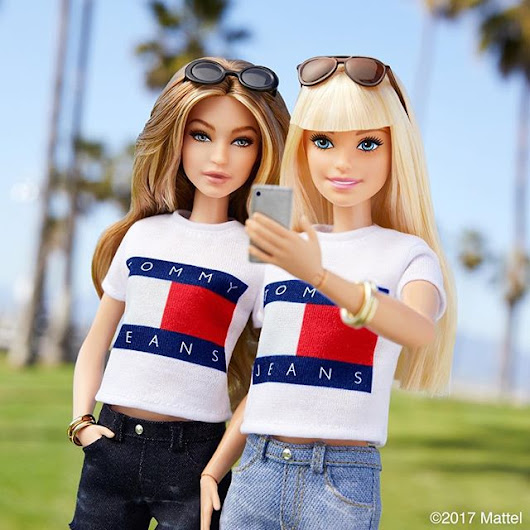 Gigi Hadid gets her own Barbie doll - and we want her too!