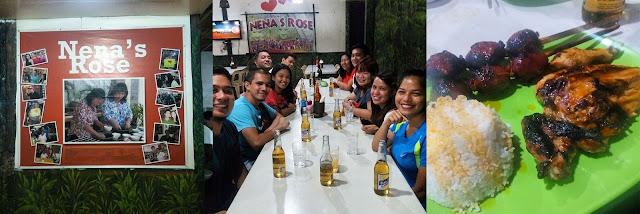 Nena's Rose Chicken Inasal, Bacolod City