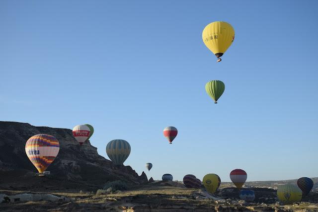 Viaje en globo sobre Capadocia, Goreme, Turquía, Elisa N, Blog de Viajes, Lifestyle, Travel