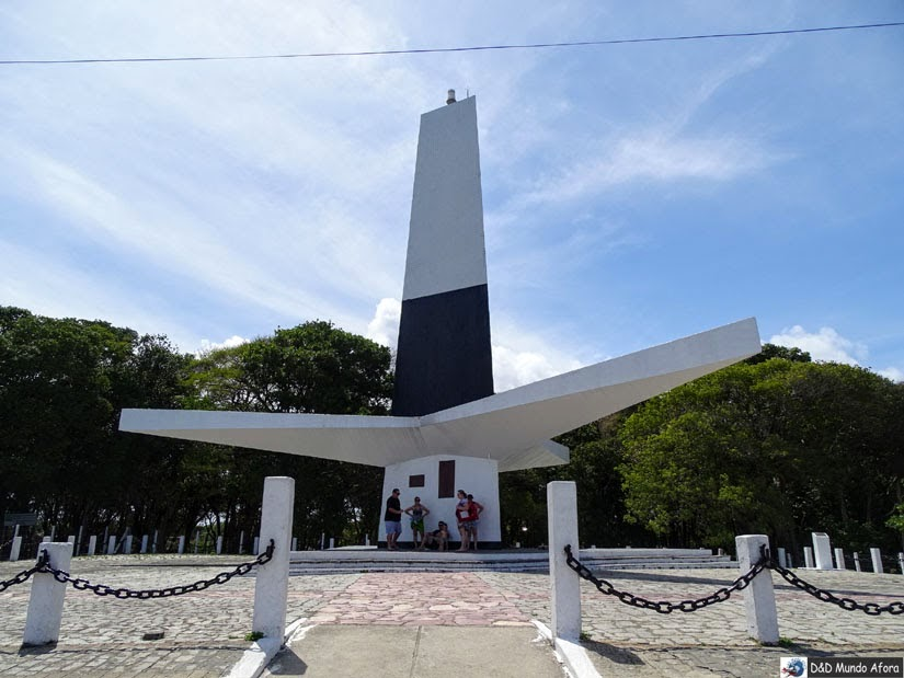 Farol do Cabo Branco - João Pessoa