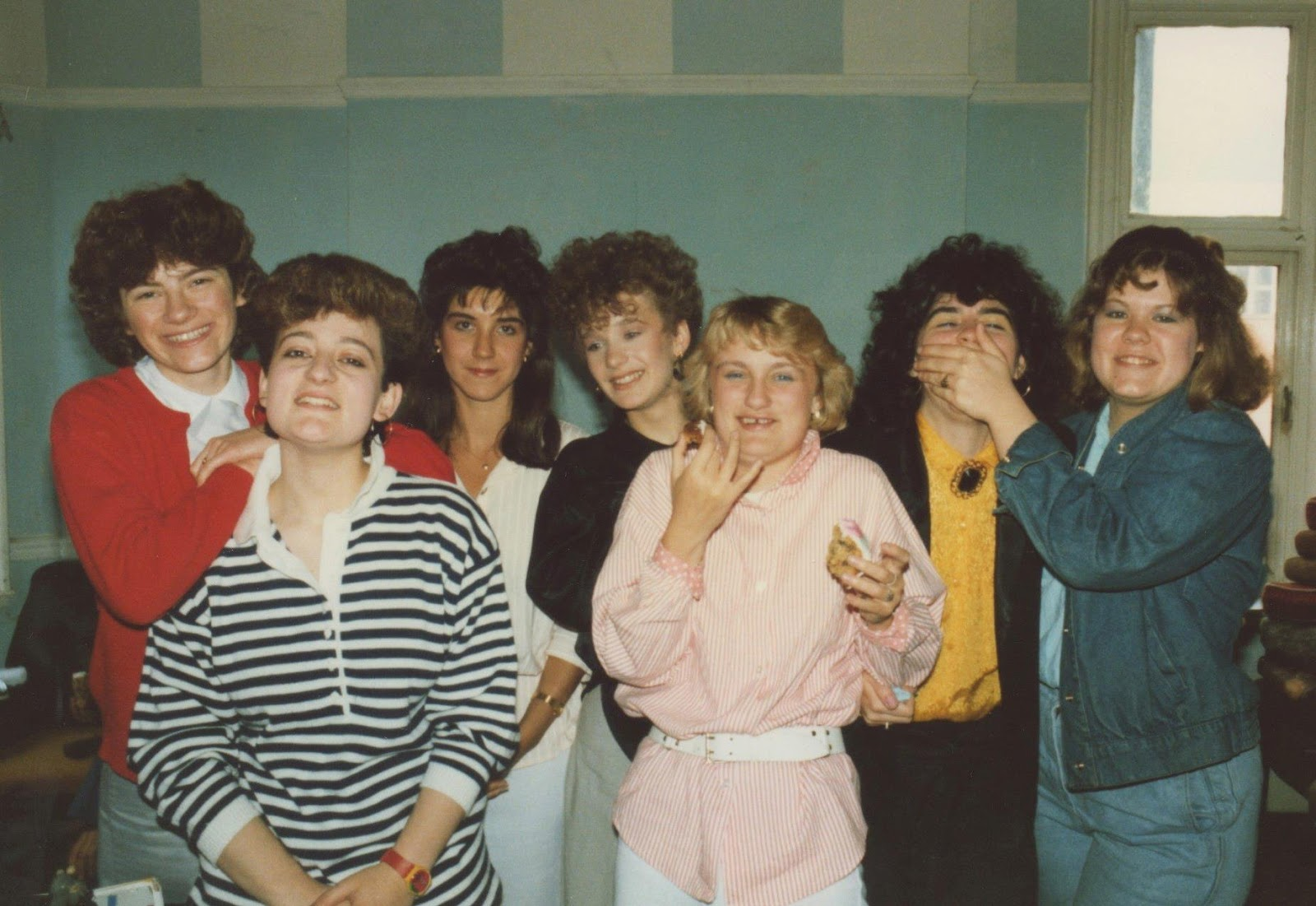 madmumof7 in 80's